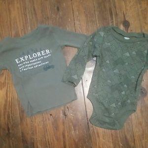 Little Explorer Boys 12 Month Set